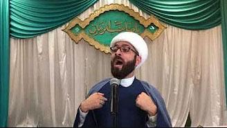 Imam Al-Mahdi 9th night Ramadan 2018 Sheikh Mustafa Akhound